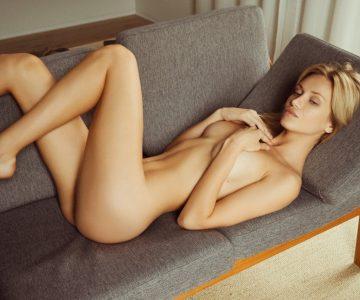 Sylwia Koronkiewicz - Adam Faber photoshoot