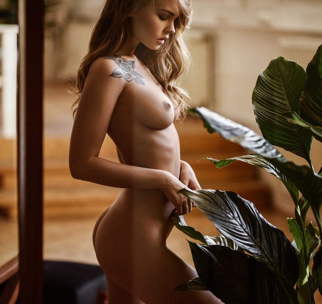 Anastasiya Scheglova - Sacha Leyendecker photoshoot