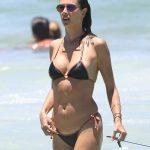 Alessandra Ambrosio – In a bikini (Brazil)