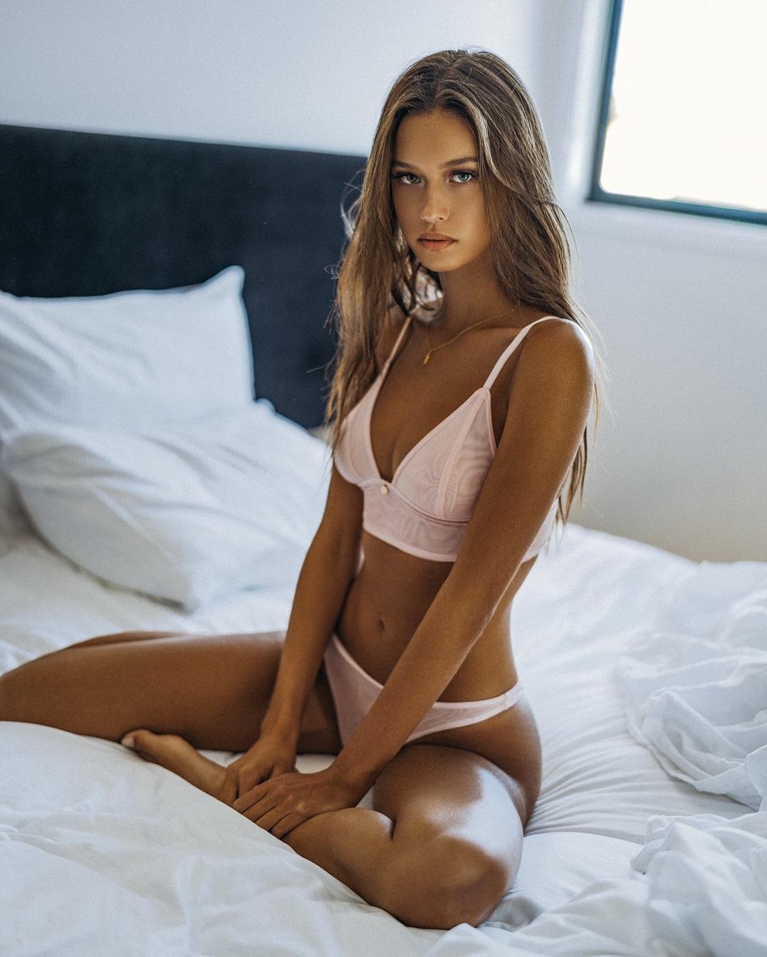 Isabelle Mathers - Kesler Tran photoshoot
