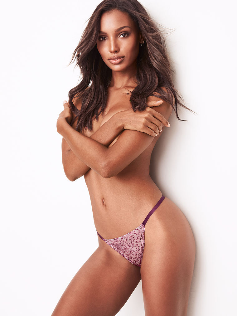 Jasmine Tookes - Victoria's Secret photoshoot (January 2018)