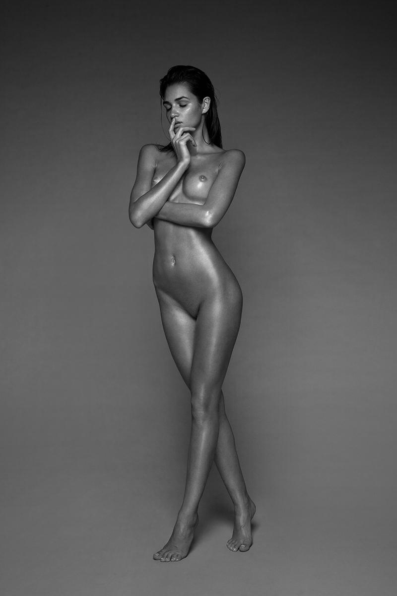 Juliana Aguiar - Koffi photoshoot