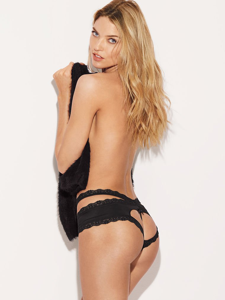 Martha Hunt - Victoria's Secret photoshoot (January 2018)