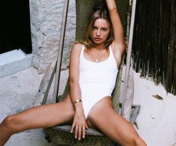 Maya Stepper - Jessie Andrews photoshoot