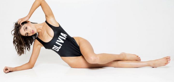 Olivia Culpo - Sports Illustrated rookie photoshoot 2018