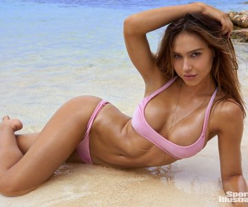 Alexis Ren - Sports Illustrated Swimsuit Issue (2018)