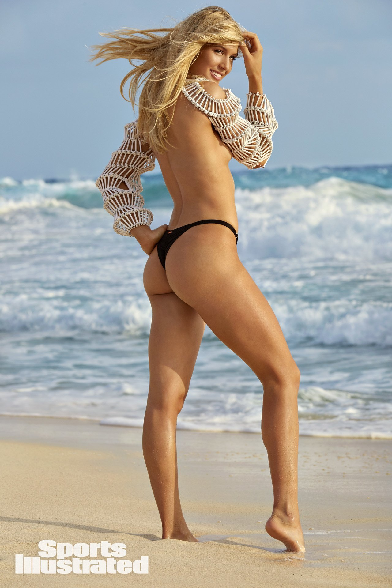 Eugenie Bouchard - Sports Illustrated Swimsuit Issue (2018)