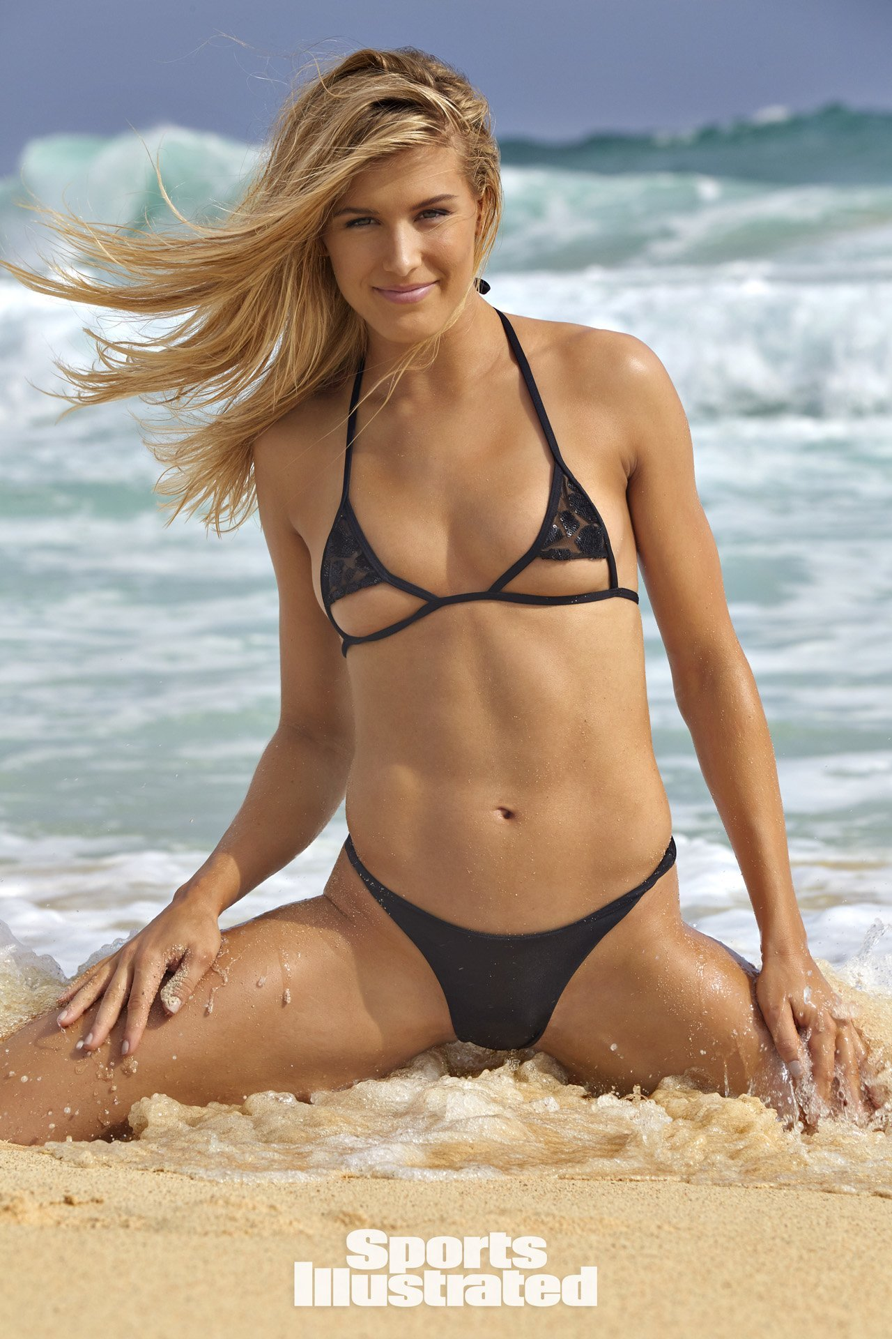 Sports illustrated bikini eddington from