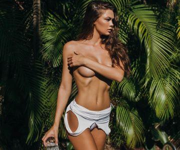 Jessica Naz - Cody James Mcgibbon photoshoot