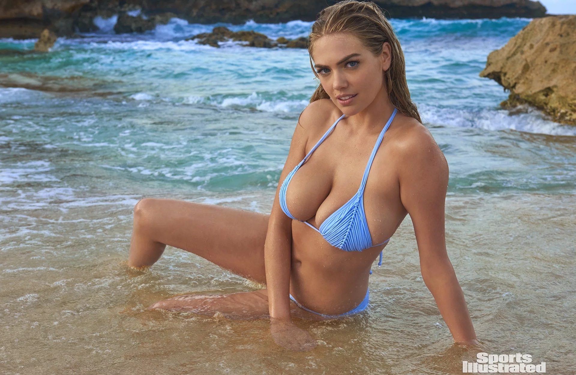 Kate Upton - Sports Ilustrated Swimsuit Issue (2018)