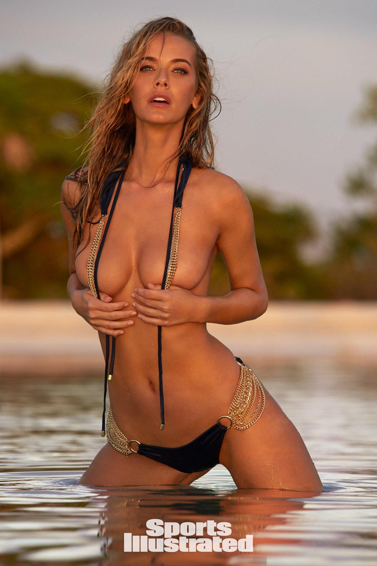 Olivia Jordan - Sports Illustrated Swimsuit Issue (2018)