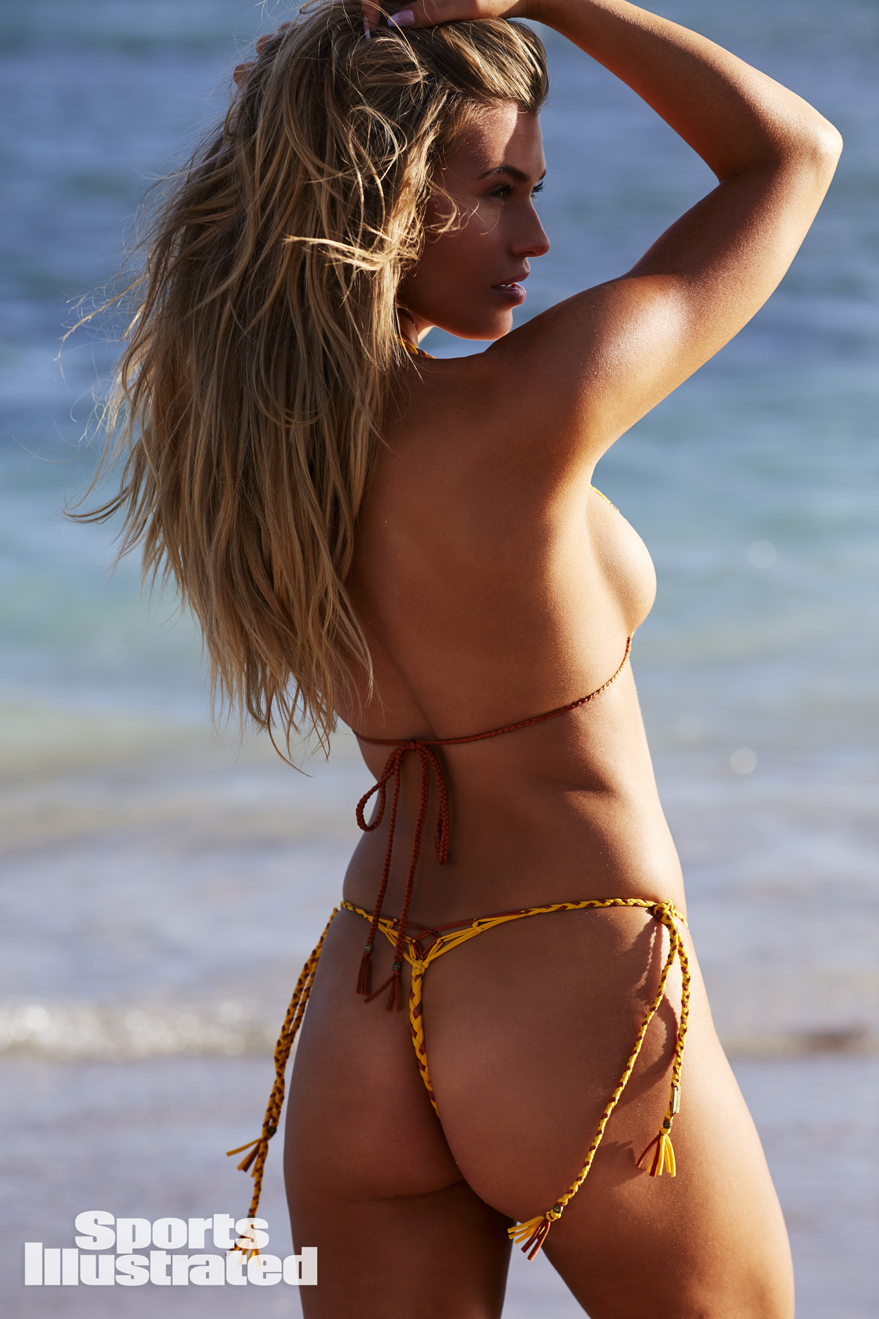Samantha Hoopes - Sports Illustrated Swimsuit Issue (2018)