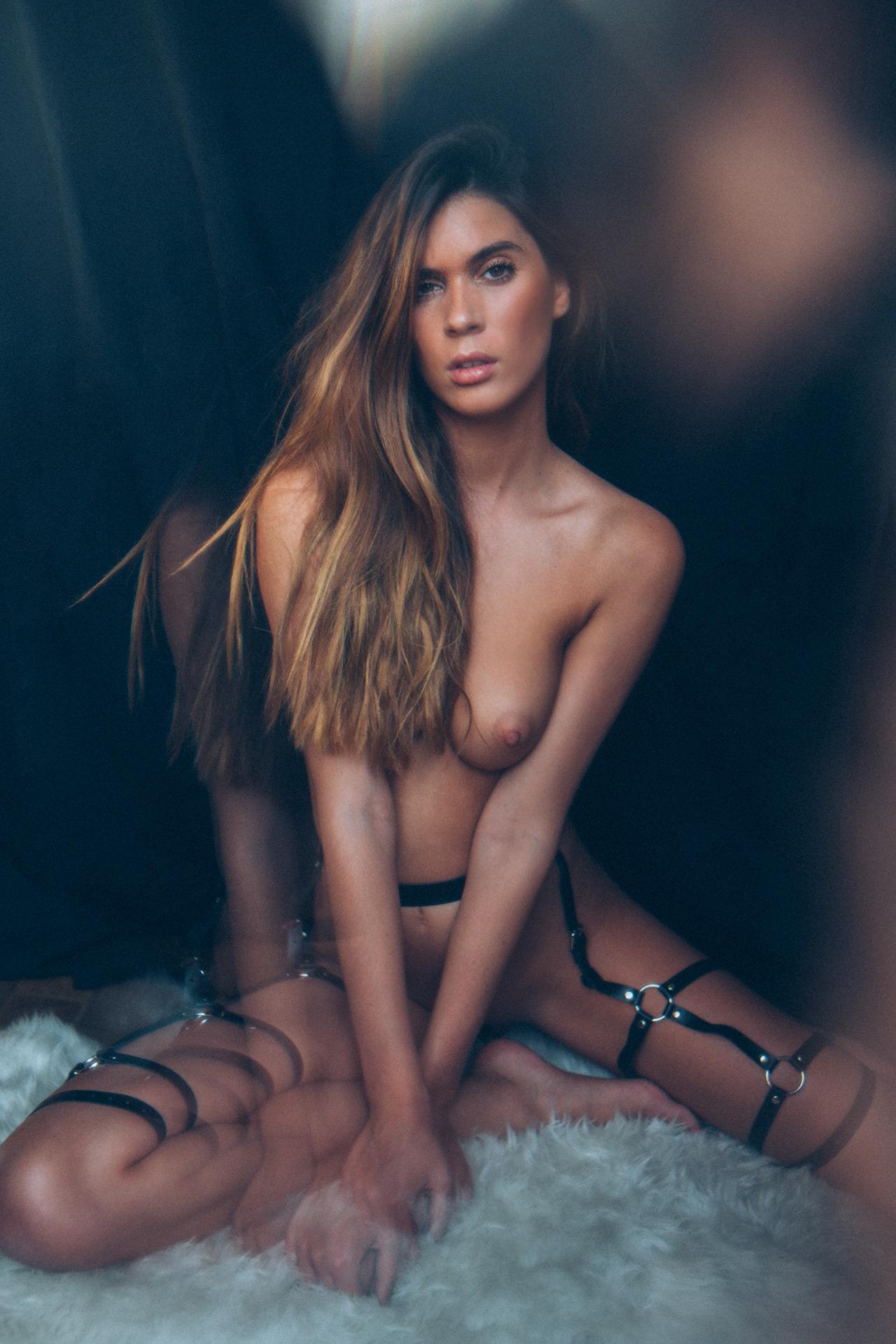 Angela Rei - Nicolas Larriere photoshoot