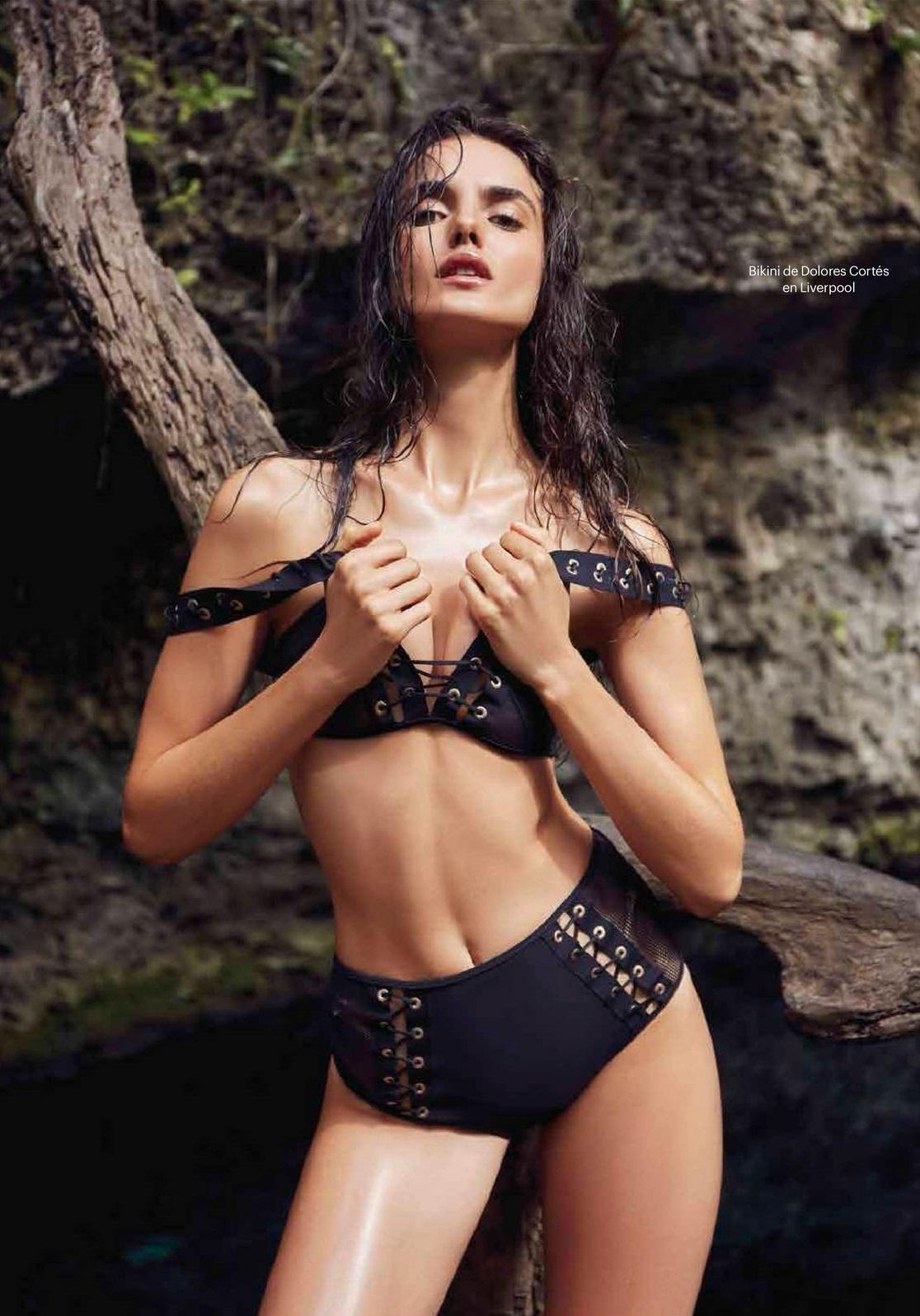 Blanca Padilla – Esquire Mexico (March 2018)