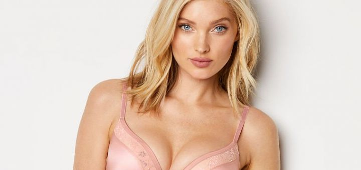 Elsa Hosk - Victoria's Secret photoshoot (February 2018)