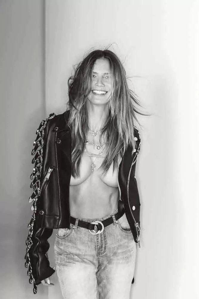 Heidi Klum - Maxim (May/June 2018)