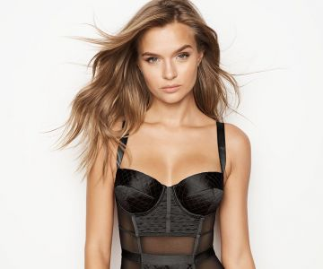 Josephine Skriver – Victoria's Secret photoshoot (March 2018)