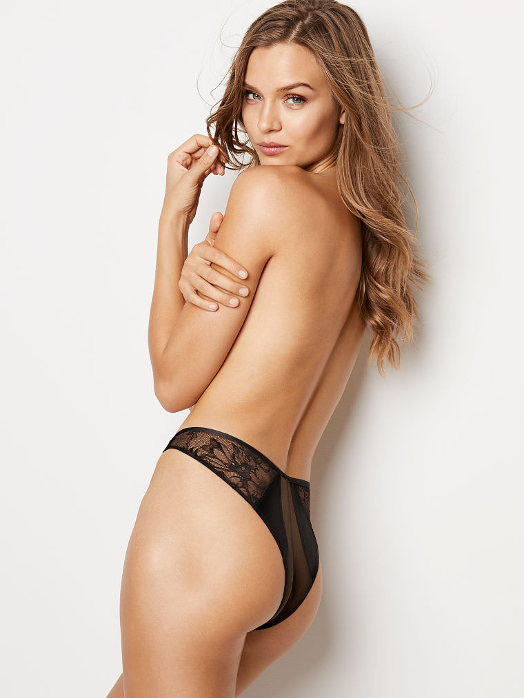 Josephine Skriver – Victoria's Secret photoshoot (March 2018)