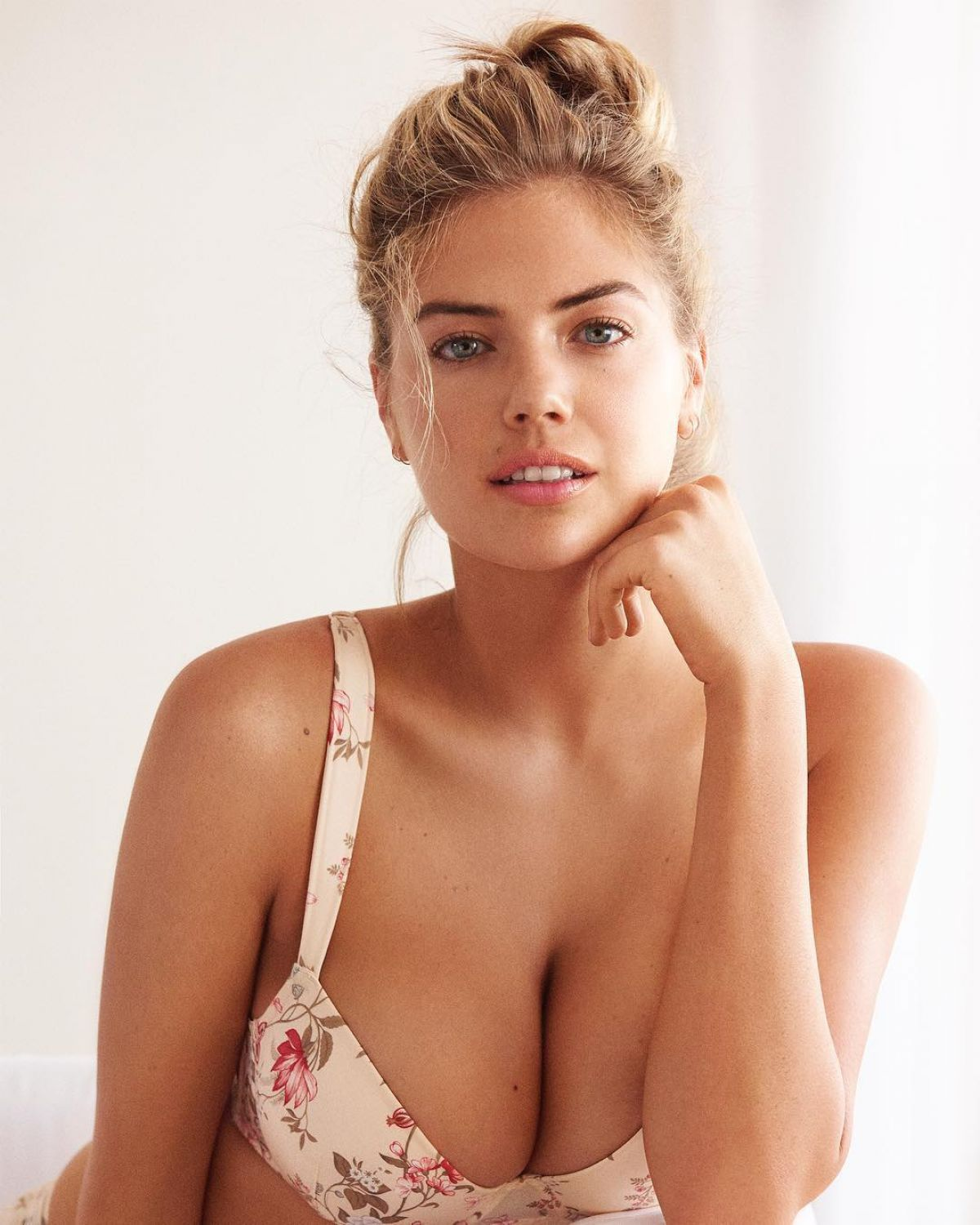 Kate Upton - Yamamay Confident Beauty Campaign (2018)