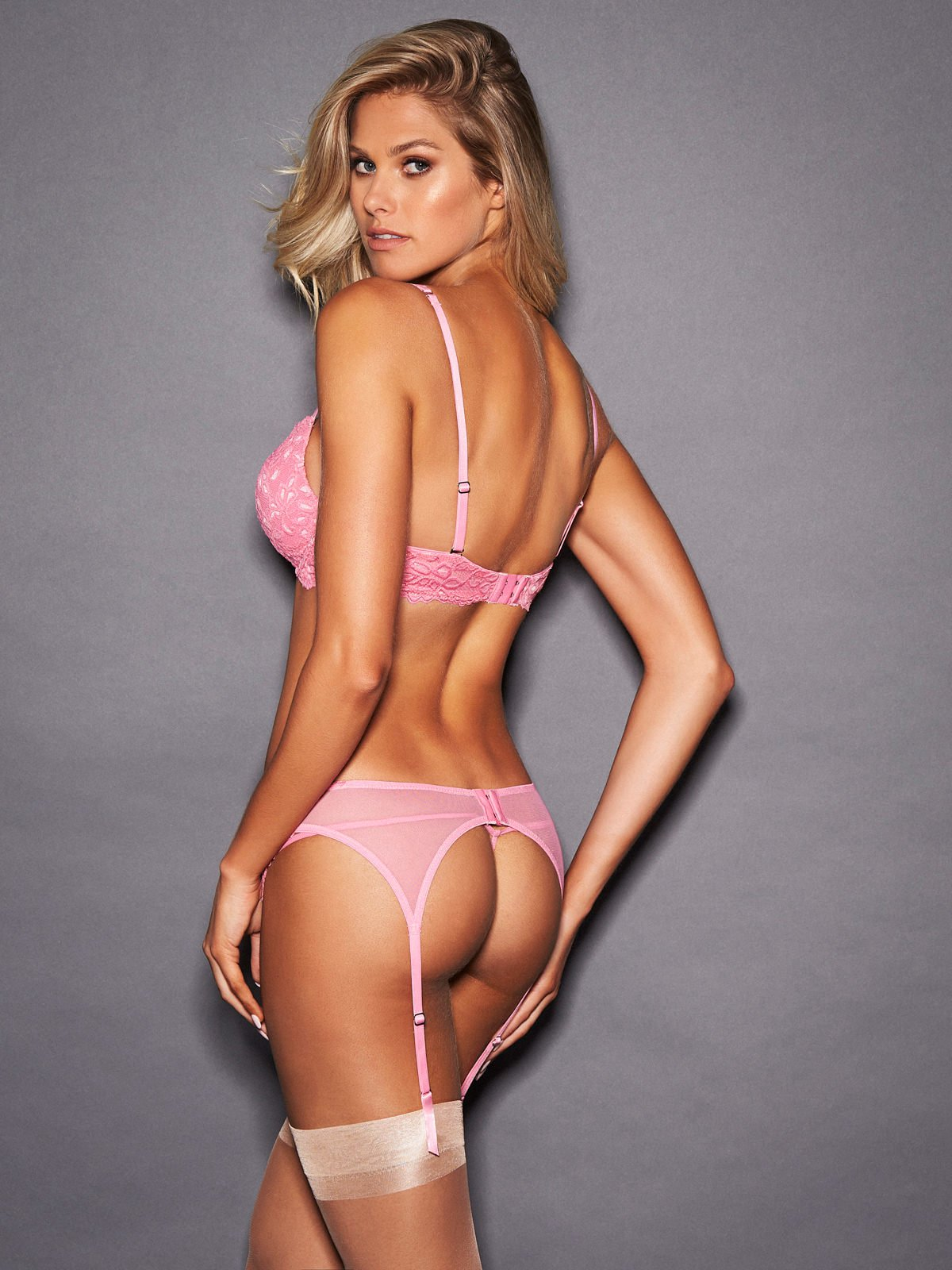 Natalie Roser - Frederick's of Hollywood (February 2018)