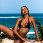 Sandra Kubicka – True Colors Swimwear Collection (2018)