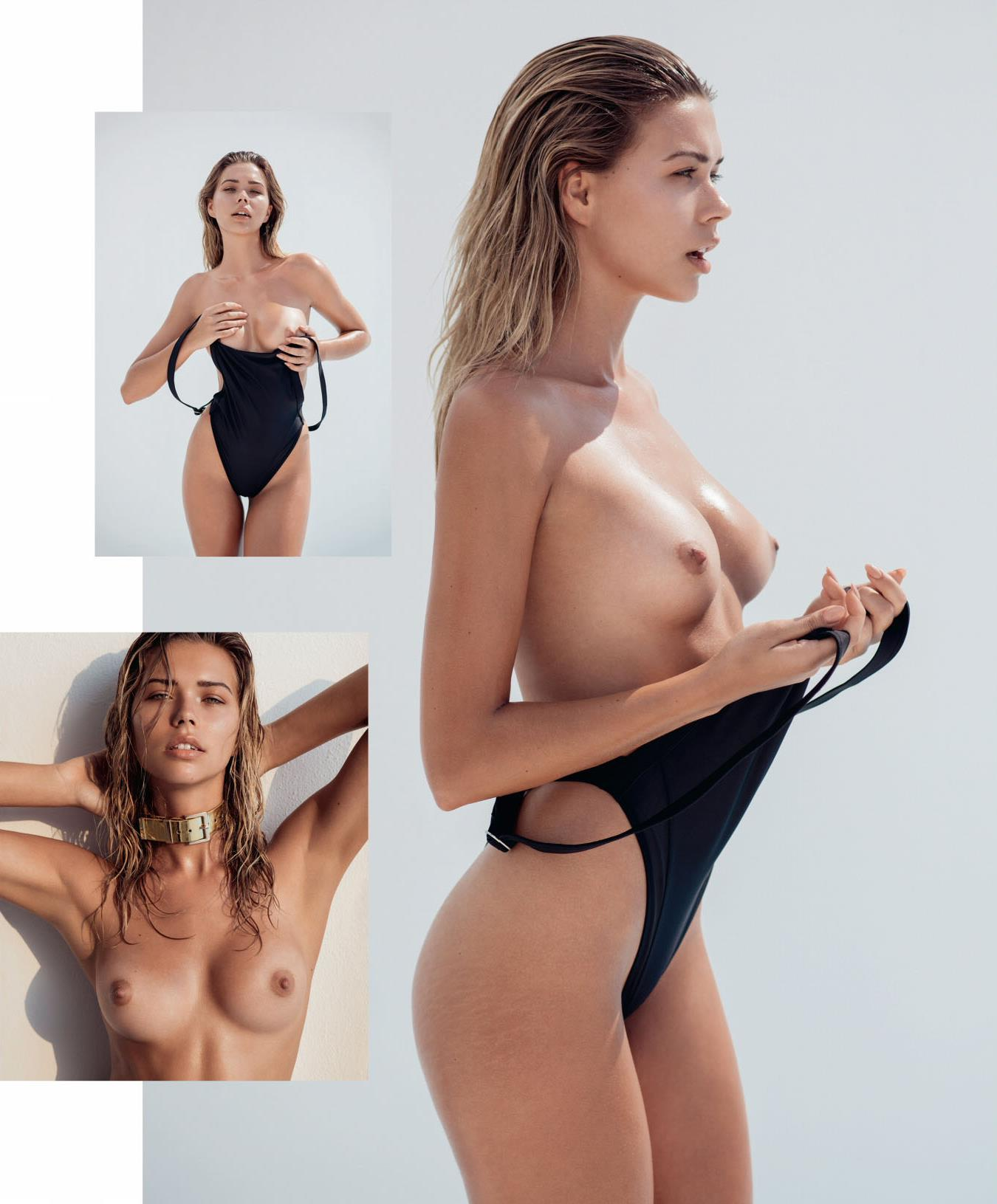 Sandra Kubicka - Playboy (March/April 2018)
