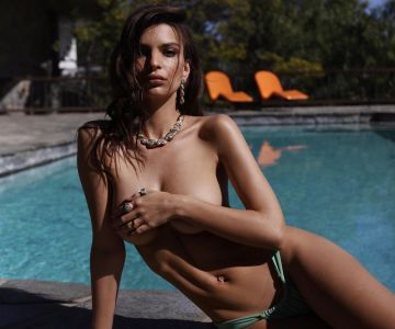 Emily Ratajkowski - Inamorata Swimwear Collection (2018)