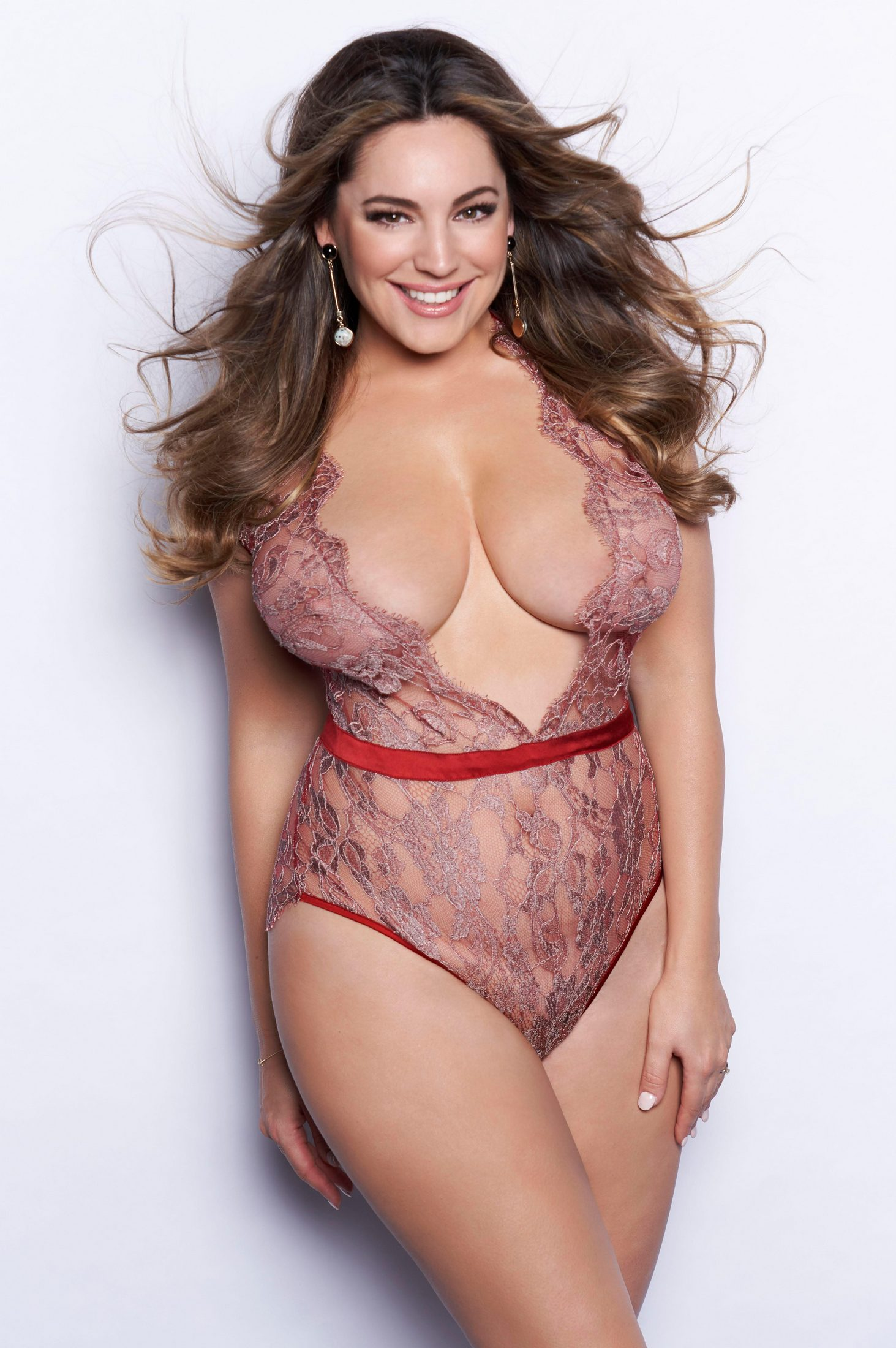 Kelly Brook - Alan Strutt Photoshoot