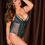 Kelly Brook – Alan Strutt Photoshoot