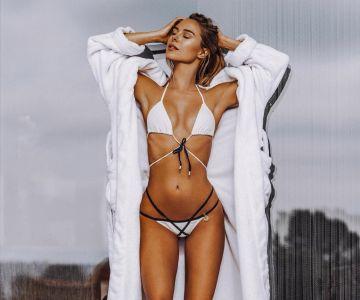 Kimberley Garner - Bikini photoshoot (2018)
