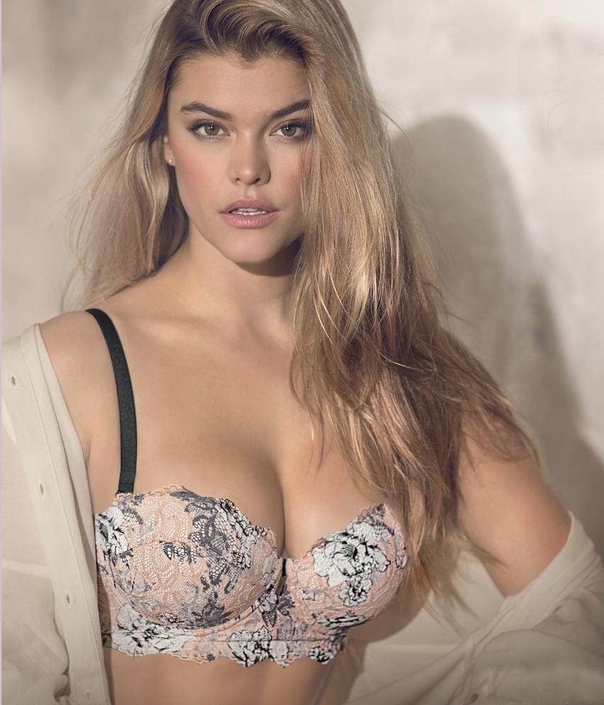 Nina Agdal - Leonisa lingerie (2018)