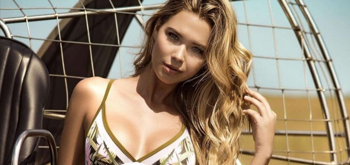 Sandra Kubicka - Mapale Swimwear Collection (2018)