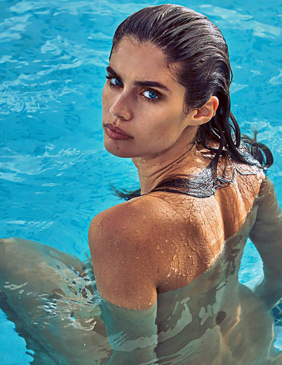 Sara Sampaio - Madame Figaro (April 2018)