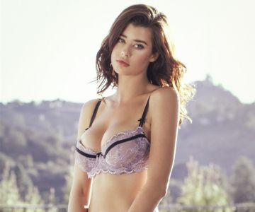 Sarah Rose McDaniel - Ryan Hattaway photoshoot