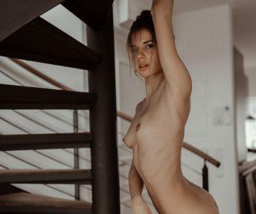 Suzana Lelic - Obiwolf photoshoot