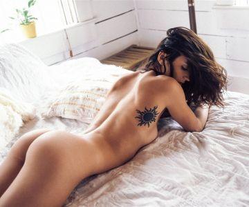 Agatha Pottenger - Azfaris photoshoot