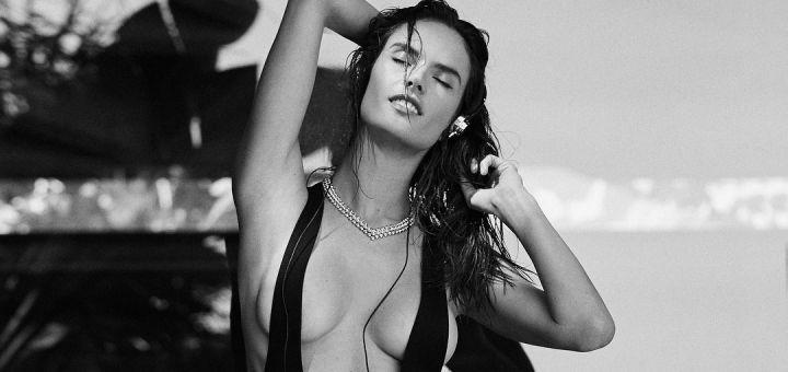 Alessandra Ambrosio - Tatler Russia (June 2018)