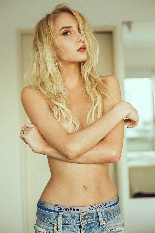 Malena Mandel - Cristian Acosta photoshoot