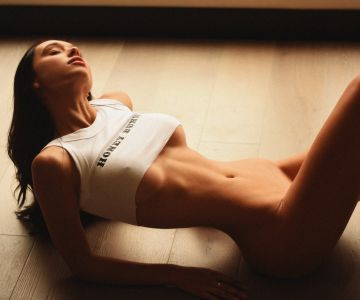 Alexis Ren - Melissa Cartagena photoshoot