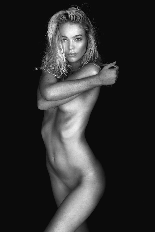 Beth Hurrell - Dave Blake photoshoot