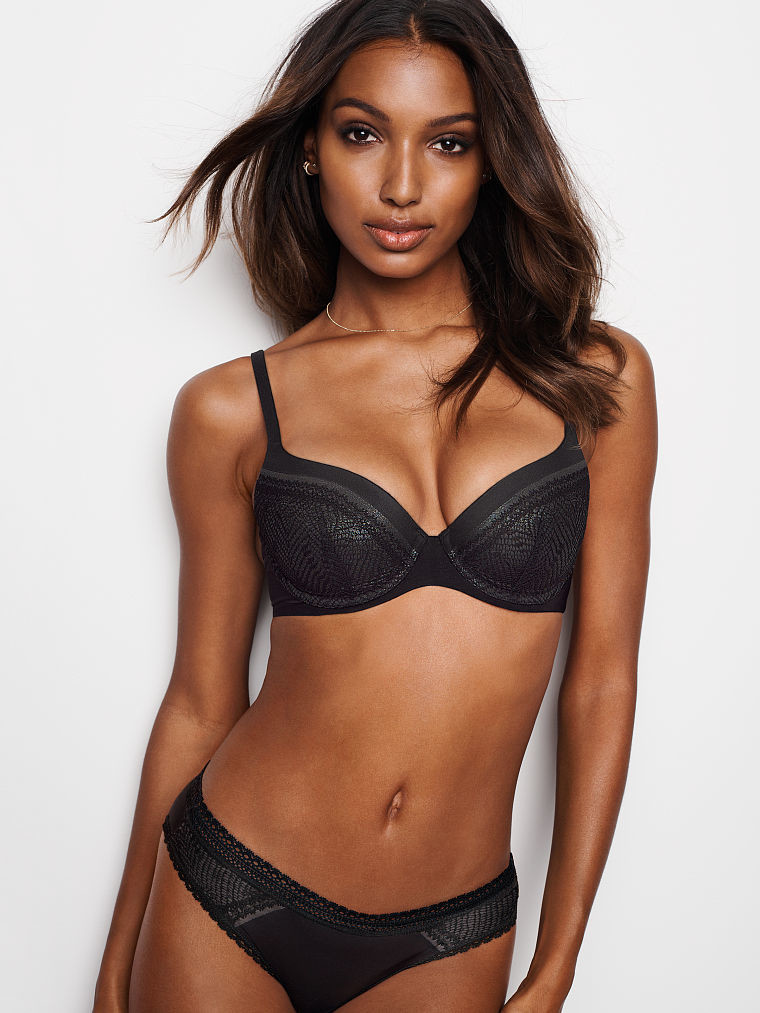 Jasmine Tookes - Victoria's Secret photoshoot (July 2018)