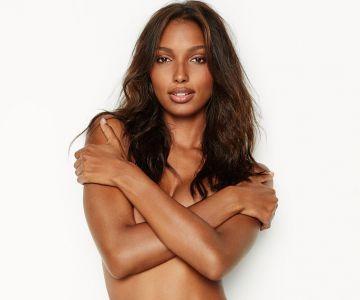 Jasmine Tookes - Victoria's Secret photoshoot (July 2018)