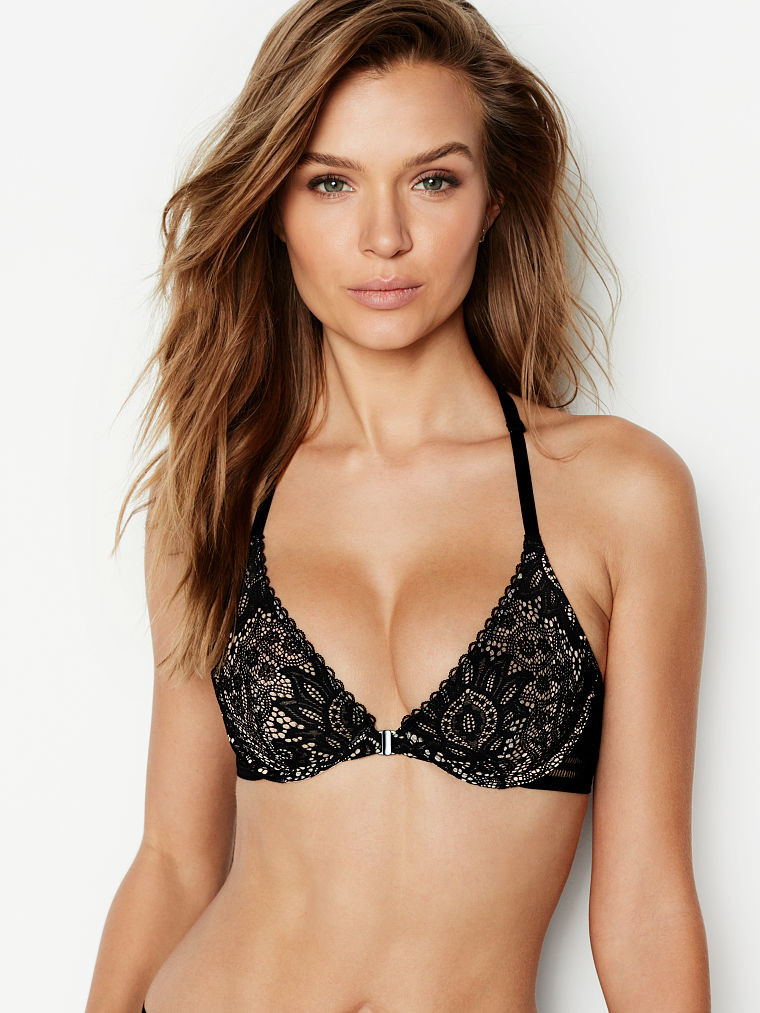 Josephine Skriver - Victoria's Secret photoshoot (July 2018)