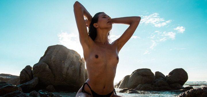 Tarryn Grung - Mauro Matalone photoshoot