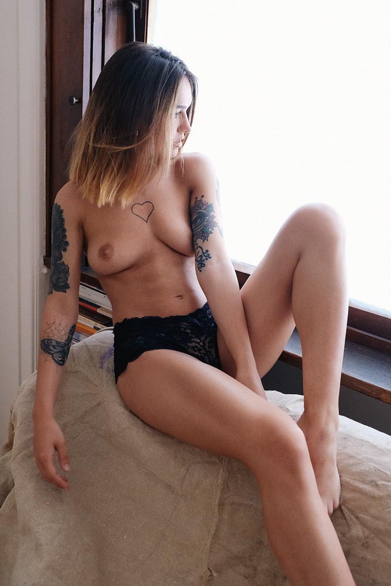 Daiana - Adolfo Valente photoshoot