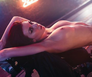Inga Lis - Dmitry Bugaenko photoshoot