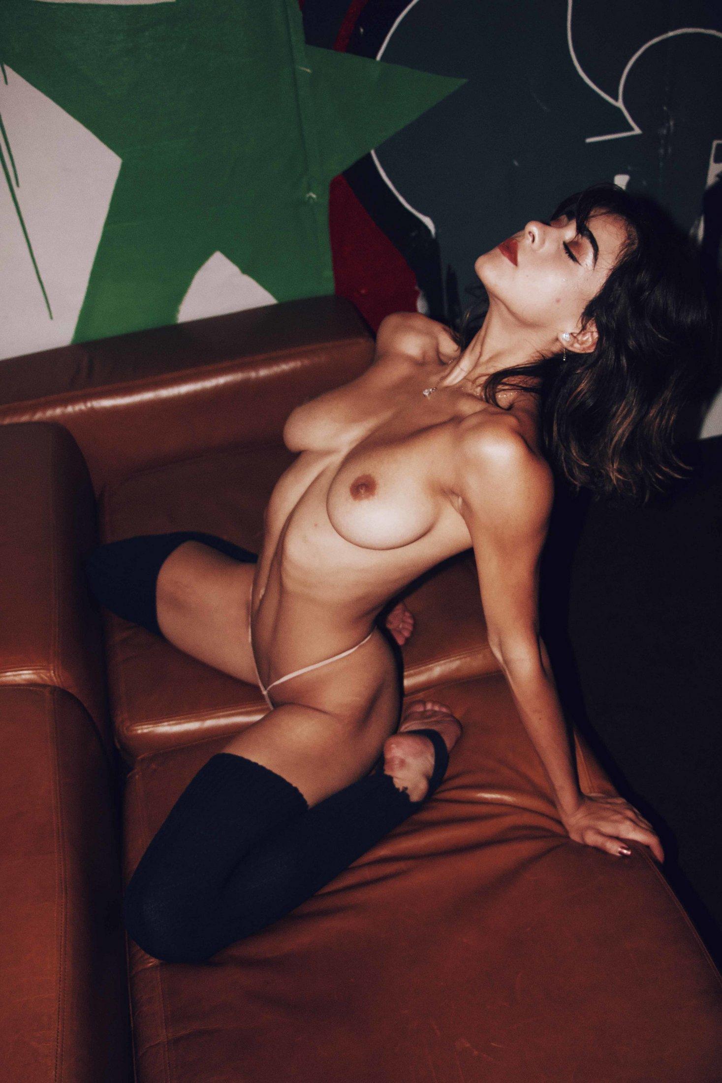 Mia Valentine - Glen Dandridge Jr photoshoot