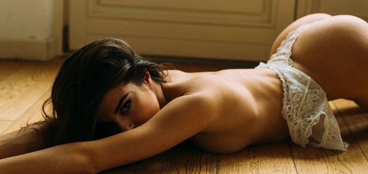 Chiara Bianchino - Cristian Ingrosso photoshoot