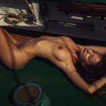 Miluniel Louis – Thomas Agatz photoshoot