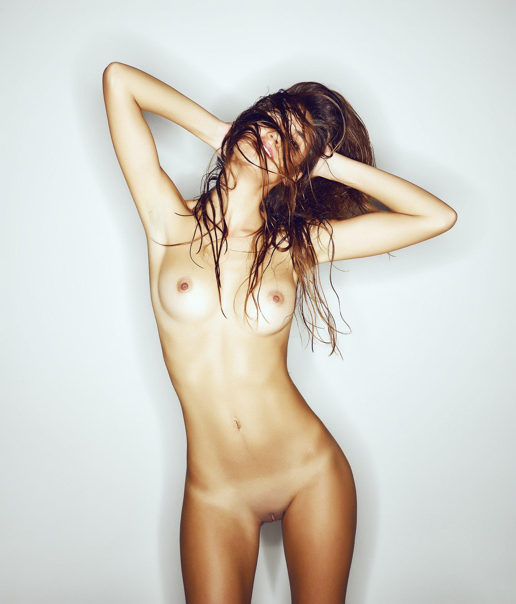 Victoria Rain - E. Jinkoff photoshoot
